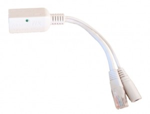 LinITX.com product Gigabit PoE Injector main image.