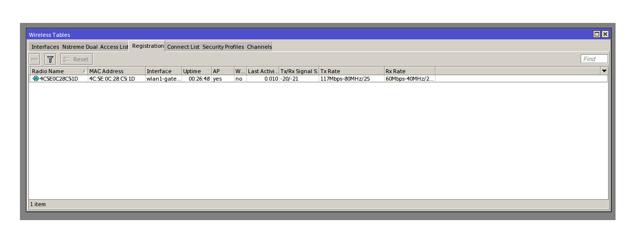 HowTo: Building to Building PTP links using MikroTik