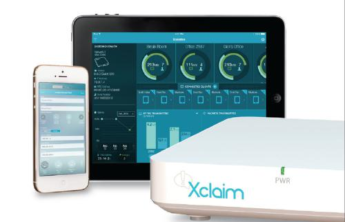 Xclaim access point and Harmony app with iPhone and iPad